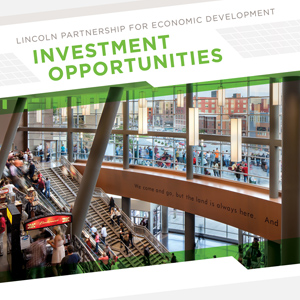LPED Investment Opportunities Booklet Cover